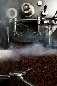 バンコーヒー焙煎所3